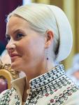 Crown Princess Mette-Marit, May 15, 2014 | Royal Hats