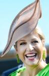 Queen Máxima, May 16, 2014 in Fabienne Delvigne | Royal Hats