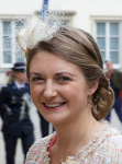 Hereditary Grand Duchess Stephanie, May 25, 2014 | Royal Hats