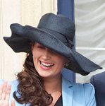Princess Claire, May 25, 2014 | Royal Hats