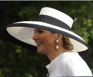 Queen Máxima, May 26, 2014 in Fabienne Delvigne | Royal Hats
