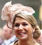 Queen Máxima, May 27, 2014 in Fabienne Delvigne | Royal Hats