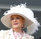 Princess Michael of Kent, June 7, 2014 | Royal Hats