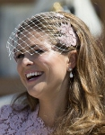 Princess Madeleine,  June 8, 2014 in Malinda Damgaard | Royal Hats
