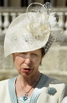 Princess Anne, June 10, 2014 | Royal Hats