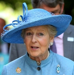 Princess Alexandra of Kent, June 12, 2014 | Royal Hats