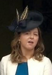 Zenouska Mowatt, June 14, 2014 in Jane Taylor| Royal Hats