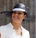 Princess Victoria, June 15, 2014 | Royal Hats