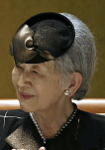 Empress Michiko, June 17, 2014 | Royal Hats