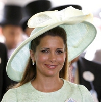 Princess Haya, June 18, 2014 | Royal Hats
