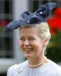 Lady Helen Taylor, June 20, 2014 in Stephen Jones | Royal Hats