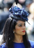 Princess Badiya Bint El Hassan, June 21, 2014 | Royal Hats