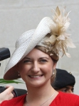 Hereditary Grand Duchess Stephanie, June 23, 2014 | Royal Hats