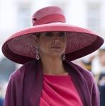 Queen Máxima, June 24, 2014 in Fabienne Delvigne | Royal Hats