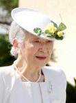 Empress Michiko, June 26, 2014 | Royal Hats