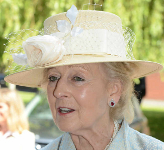 Princess Alexandra of Kent, July 10, 2014 | Royal Hats