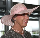 Princess Benedikte, July 13, 2014 | Royal Hats