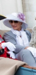 Princess Michael of Kent, August 4, 2014 | Royal Hats
