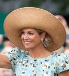 Queen Máxima, August 30, 2014 in Fabienne Delvigne | Royal Hats