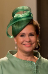 Grand Duchess Maria Teresa, August 30, 2014 | Royal Hats