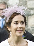 Crown Princess Mary, August 30, 2014 | Royal Hats