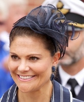 Princess Victoria, August 30, 2014 | Royal Hats