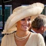 Queen Máxima, September 3, 2014 in Fabienne Delvigne | Royal Hats