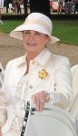 Princess Michael of Kent, September 7, 2014 | Royal Hats