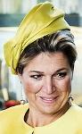 Queen Máxima, September 30, 2014 in Fabienne Delvigne | Royal Hats