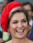 Queen Máxima, October 1, 2014 in Fabienne Delvigne | Royal Hats