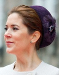 Crown Princess Mary, October 7, 2014 | Royal Hats