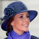Princess Marie, October 7, 2014 | Royal Hats