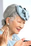 Empress Michiko, October 11, 2014 | Royal Hats