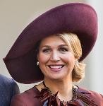 Queen Máxima, October 15, 2014 in Fabienne Delvigne | Royal Hats