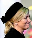 Queen Máxima, November 10, 2014 in Fabienne Delvigne | Royal Hats