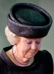 Princess Beatrix, November 10, 2014 | Royal Hats