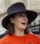 Princess Claire, November 15, 2014 | Royal Hats