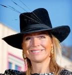 Queen Máxima, November 21, 2014 in Fabienne Delvigne | Royal Hats