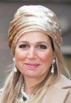 Queen Máxima, December 4, 2014 in Fabienne Delvigne | Royal Hats