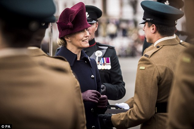 Countess of Wessex, December 5, 2014 | Royal Hats