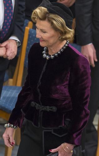 Queen Sonja, December 10, 2014   Royal Hats