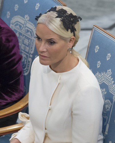 Crown Princess Mette Marit, December 10, 2014   Royal Hats
