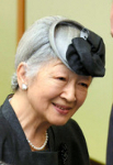 Empress Michiko, December 11, 2014 | Royal Hats