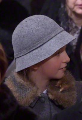 Princess Louise, December 12, 2014 | Royal Hats
