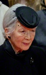 Empress Michiko, December 12, 2014 | Royal Hats