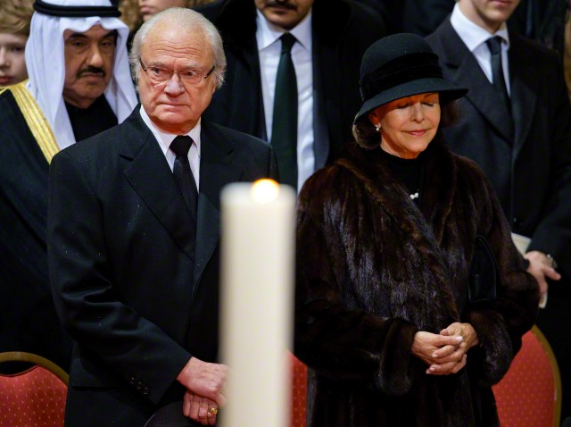 Queen Silvia, December 12, 2014 | Royal Hats