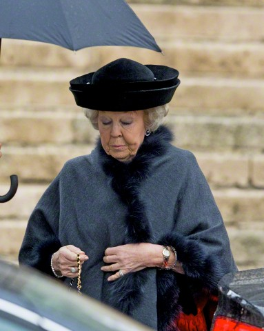 Princess Beatrix, December 12, 2014 | Royal Hats