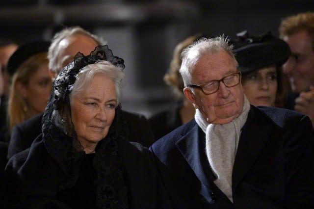 Queen Paola, December 12, 2014 | Royal Hats