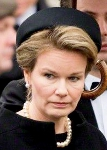 Queen Mathilde, Decmeber 12, 2014 | Royal Hats