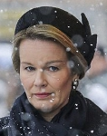 Queen Mathilde, Decmeber 13, 2014 | Royal Hats